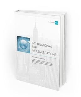 Lataa maksuton opas: Kansainväliset ERP-käyttööntot
